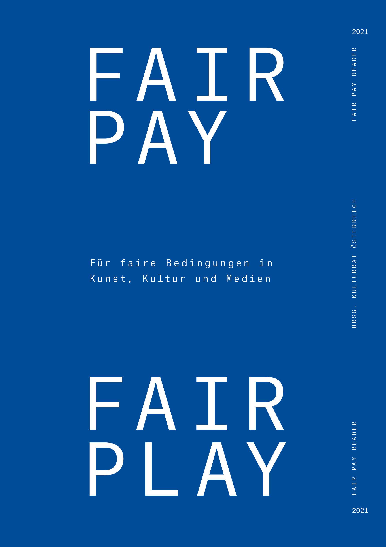 FAIR PAY READER  Fair Pay – Für faire Bedingungen in Kunst, Kultur und Medien